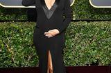 Golden Globes 2018: Eva Longoria auf dem Roten Teppich
