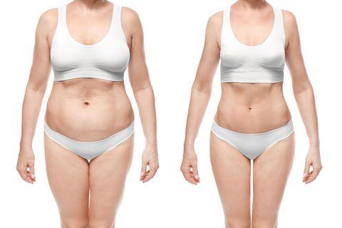 Videos, wie man in einer Woche schnell Gewicht verliert