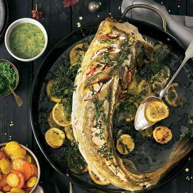 Fisch im ofen zubereiten