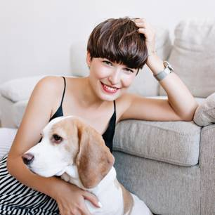 Bowl Cut: Model mit Pisspottschnitt