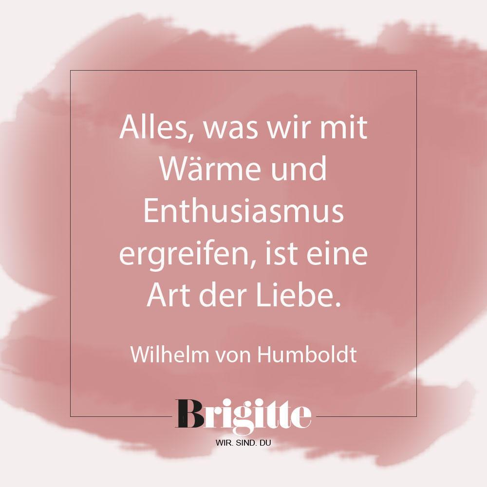 Valentinstag Sprüche: Zitat Von Humboldt
