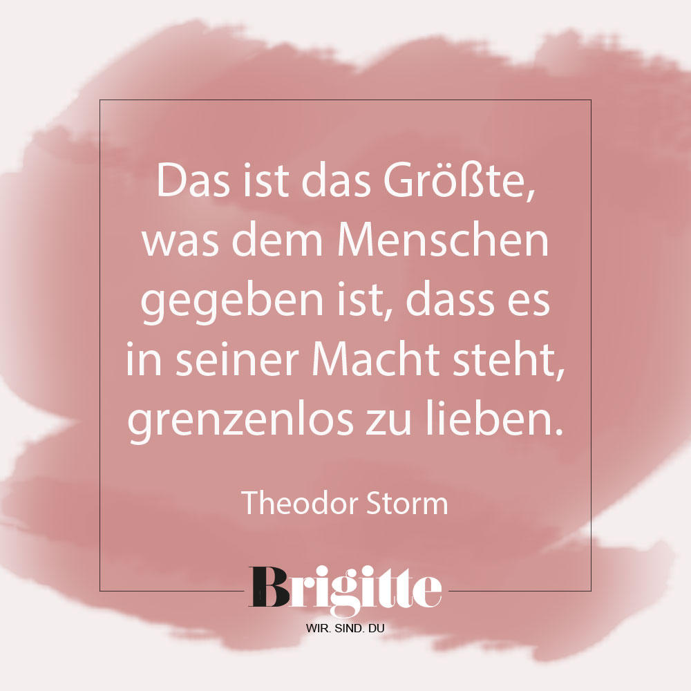 Valentinstag Sprche Zitate Die Uns Berhren Brigitte Valentinstag Sprche  Zitat Von Storm Keitaikenchofo Gallery