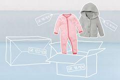 Für mehr Nachhaltigkeit! Tchibo startet einen Leihservice für Kinderkleidung