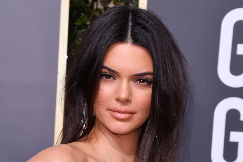 Kendall Jenner auf den Golden Globes