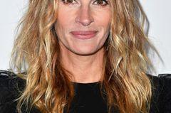 Frisuren, die jünger machen: Julia Roberts mit leichten Wellen