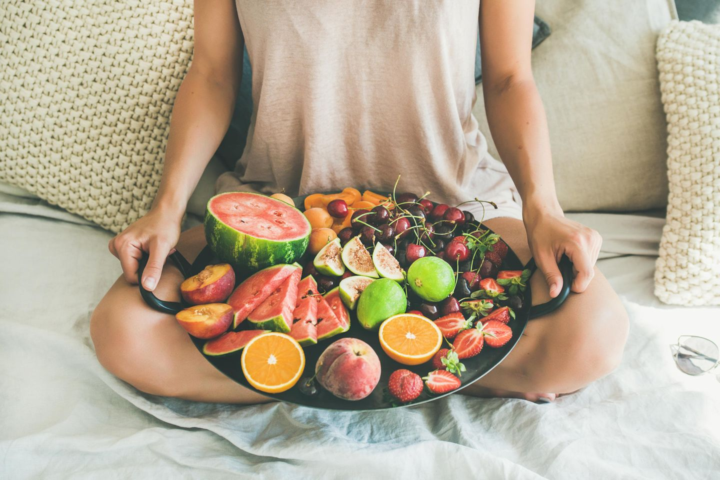 Detox Plan: Eat healthy for 7 days