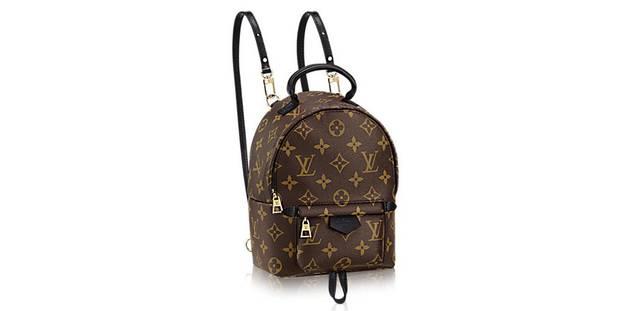 Rucksack von Louis Vuitton, erhältlich über den Onlineshop, um 1.450 Euro.