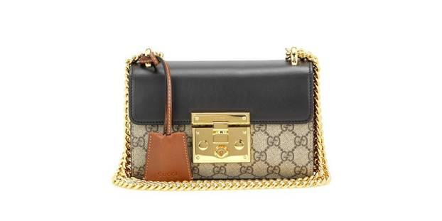 Crossbody-Bag von Gucci. Online erhältlich über mytheresa für circa 1.250 Euro.