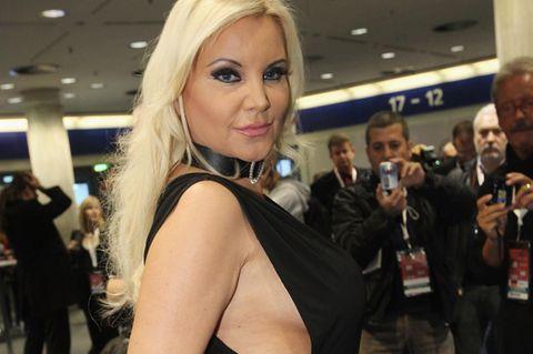 Generalüberholung fürs Dschungelcamp: Tatjana Gsell sieht zum Fürchten aus!