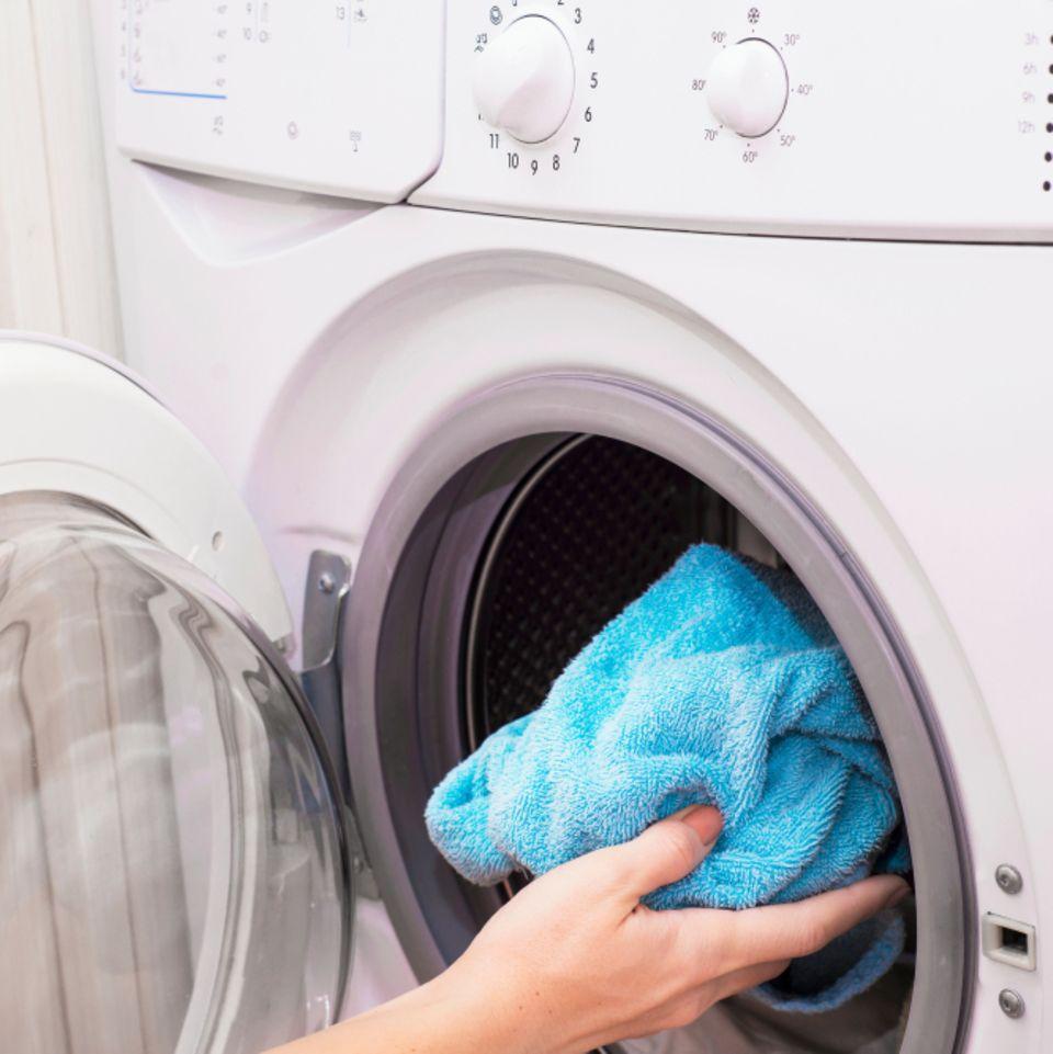 Handtücher waschen: Tipps und Tricks