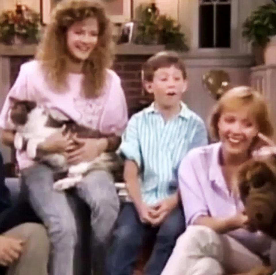 Alf, Tanner, Familie