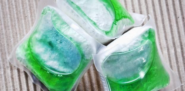 Waschmittel essen: Waschmittelpods