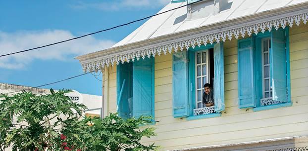 In solch prachtvollen Häusern lebten früher Réunions Zuckerbarone