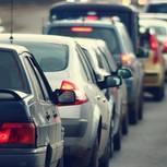 Autos im Stau (Symbolbild)