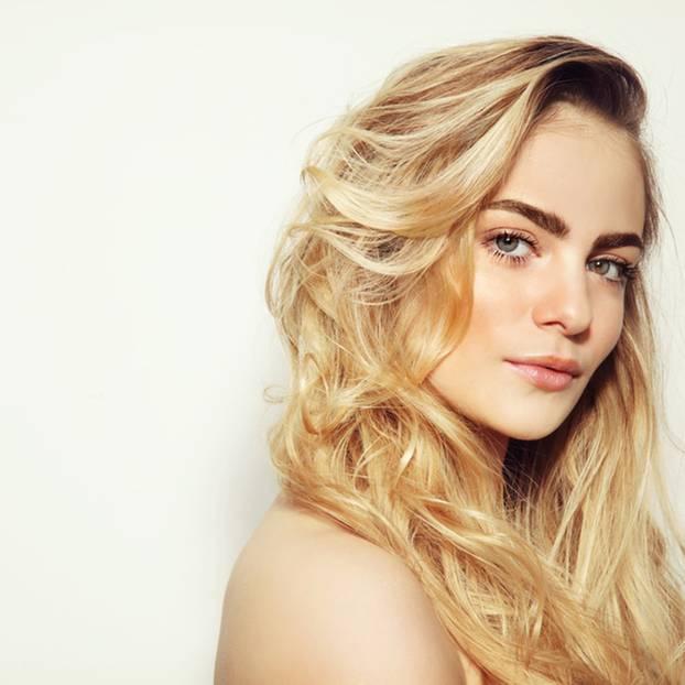 Goldblond Du Bist Das Schonste Blond Von Allen Brigitte De