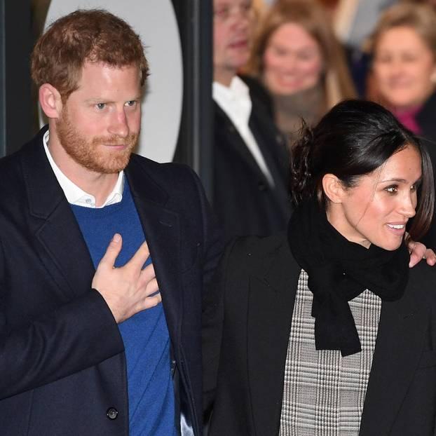 Prinz Harry Kommt Ex Freundin Chelsy Zur Hochzeit Brigitte De