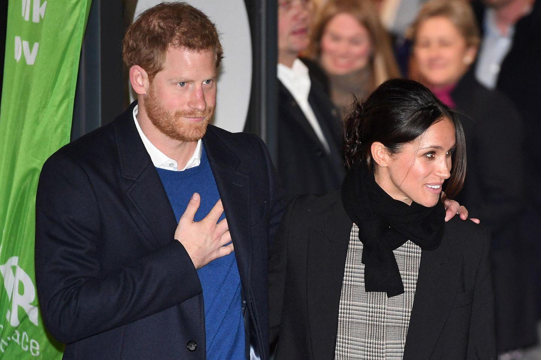 Kommt Prinz Harrys Ex-Freundin zur Hochzeit mit Meghan?