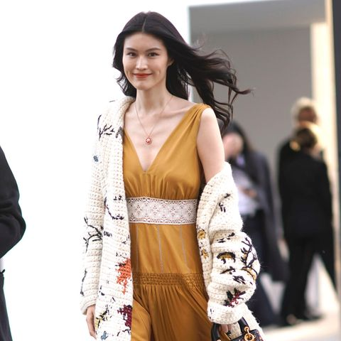 Paris Fashion Week Haute Couture 2018: Streetstyle bei Christian Dior
