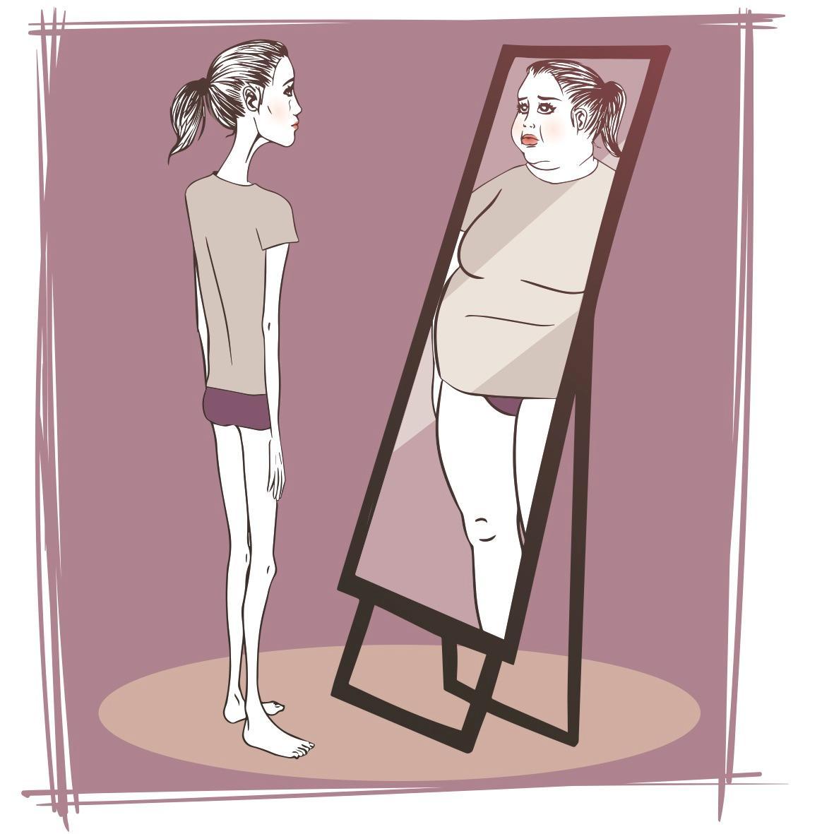 Magersucht: Die Sucht Nach Macht über Den Körper