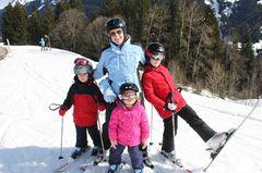 Das kalte Grausen: Familien-Skiferien