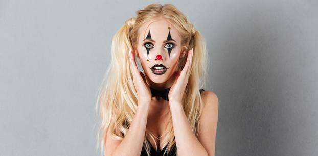 Zu Fasching schminken: Mit diesem Make-up erkennt dich kein Jeck