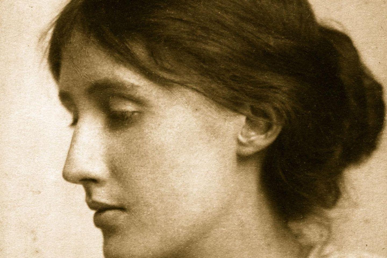 Virginia Woolf im Porträt