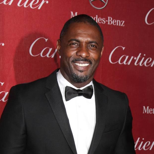 James Bond: Schauspieler Idris Elba auf dem roten Teppich