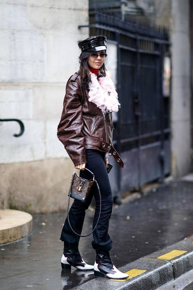 Trends 2018: Streetstyle bei der Paris Fashion Week