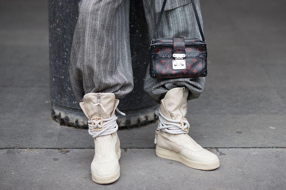 Trends 2018: Micro-Tasche bei der Paris Fashion Week