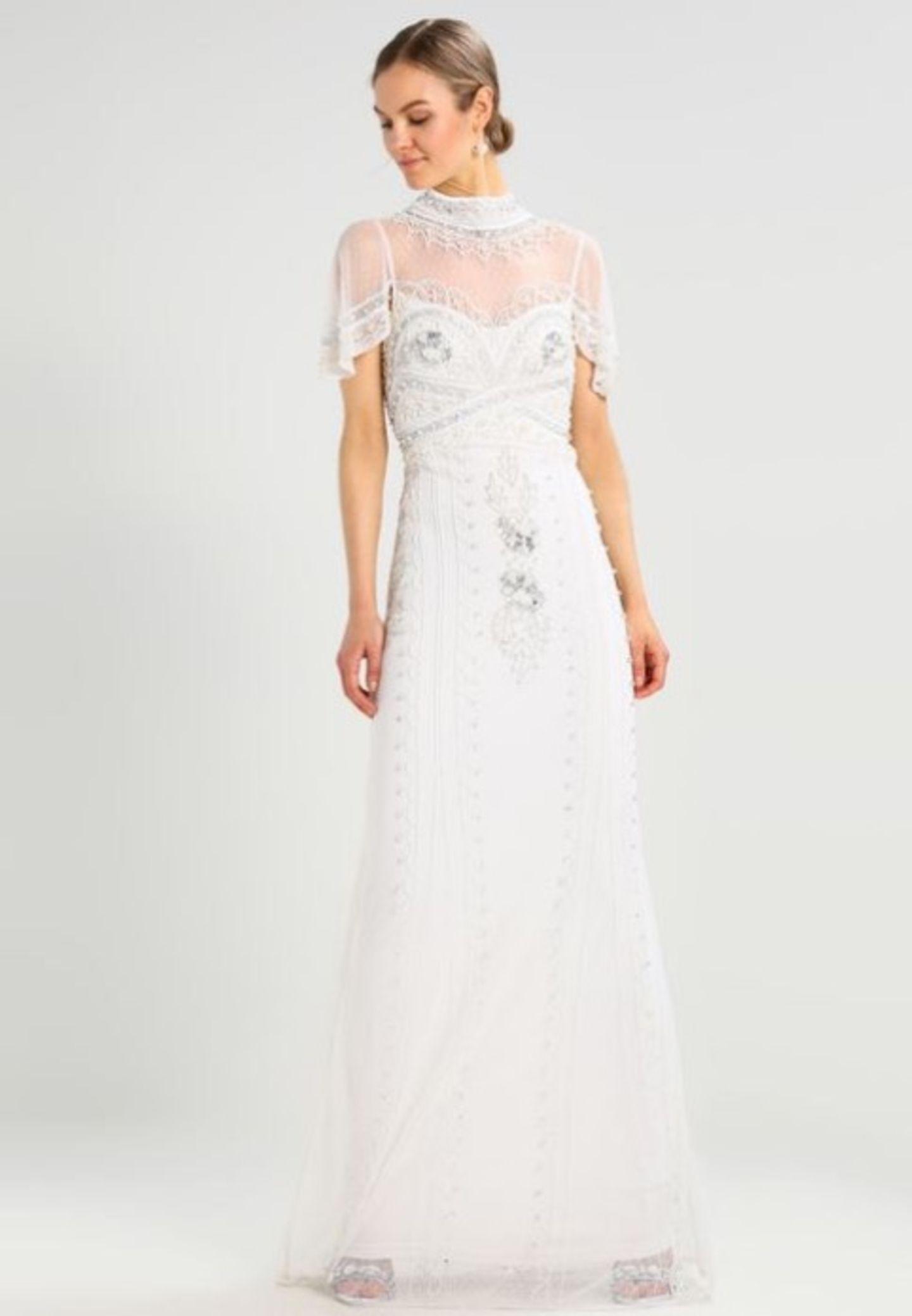 Günstige Brautkleider: Hochzeitskleider unter 14 Euro  BRIGITTE.de