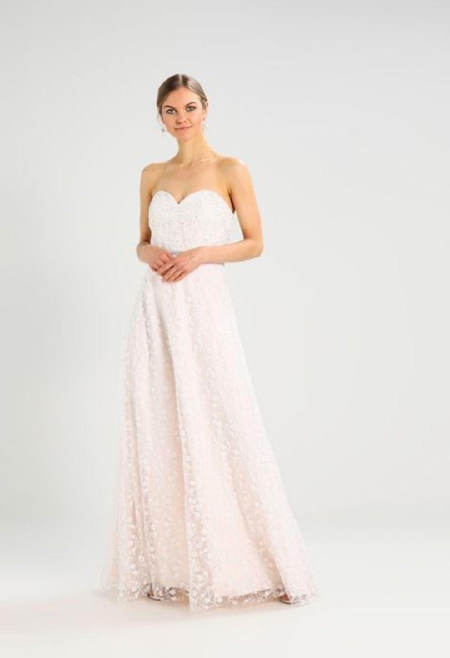 Günstige Brautkleide: Brautkleid in Rosa