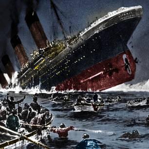 Wie Lang War Die Titanic