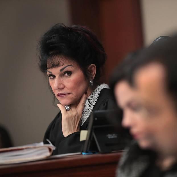 Haft für Larry Nassar: Richterin Rosemarie Aquilina