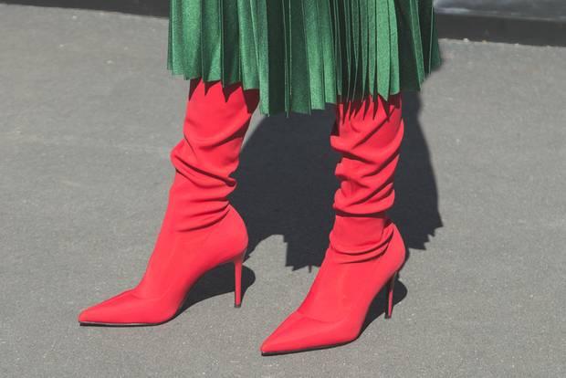 Mode-Lexikon: Sock Boots
