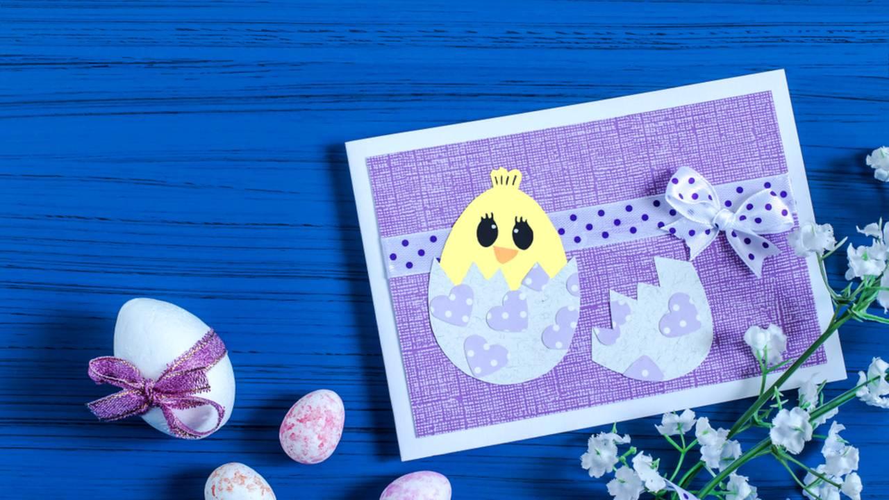 Osterkarten Basteln Vorlagen Und Anleitungen Brigittede