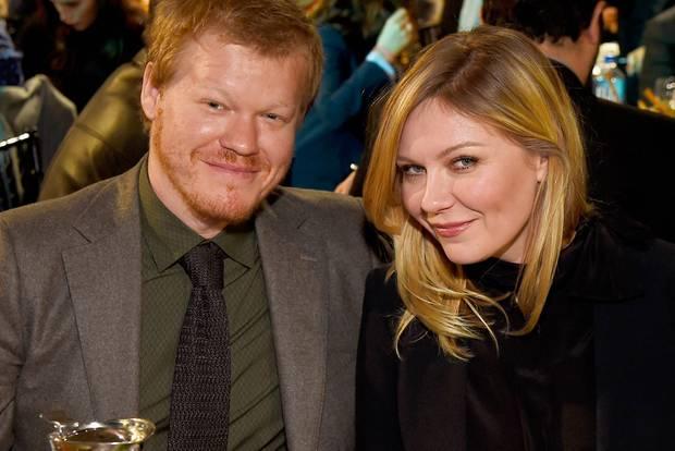 Kirsten Dunst und Jesse Plemons sind seit zwei Jahren ein Paar