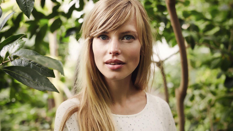 Strähnchen blond braune auf braune Haare