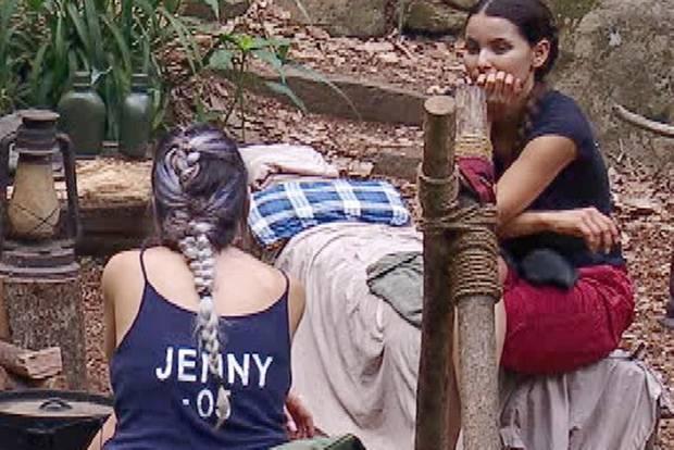 Kattia und Jenny haben mal wieder nur ein Thema: Männer!