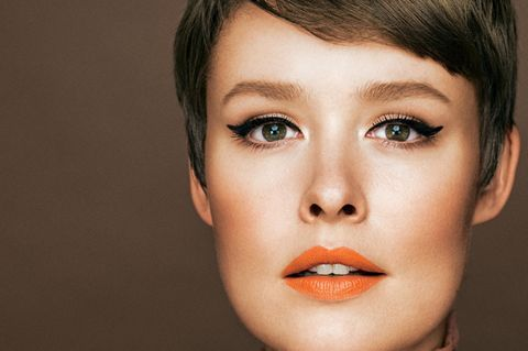Leser-Umstyling: Frau mit kurzen Haaren nach Makeover