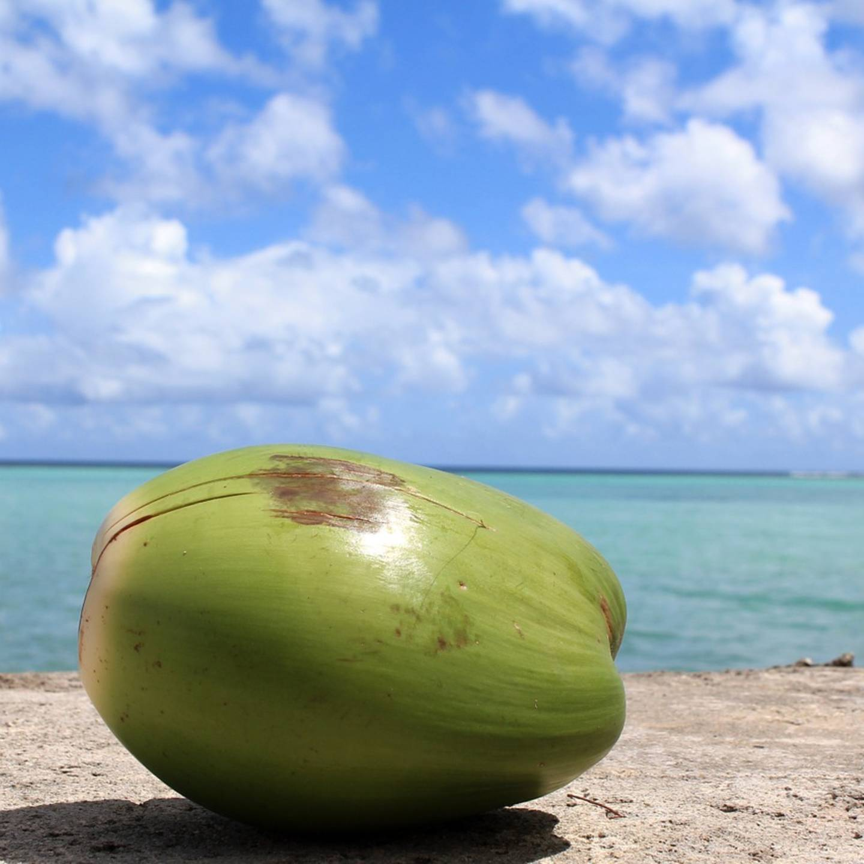 abnehmen mit kokoswasser