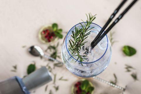 CollaGIN – das ist der Gin gegen Falten