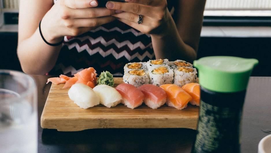 Täglicher Sushi-Genuss sorgt für erschreckende Nebenwirkung