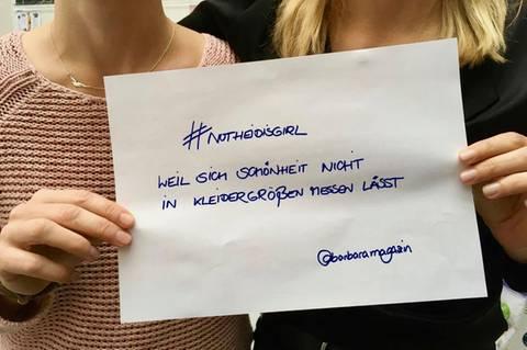 """Nein, wir sind """"Nicht Heidis Mädchen""""! – Ein Aufschrei geht durch Instagram"""