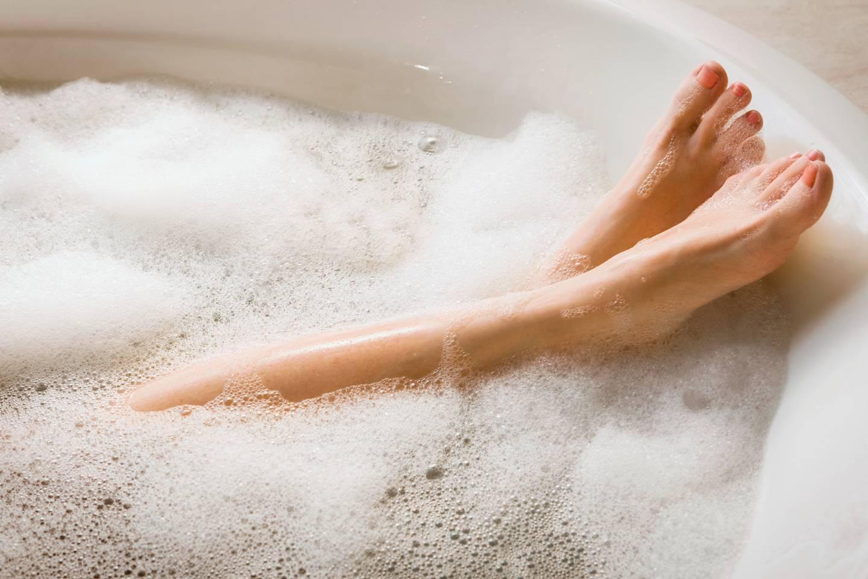 Sex badewanne Deutsche beim