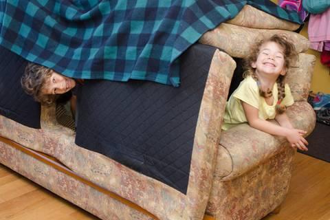 """Den Winter mit Kindern überleben: """"Mein Wohnzimmer ist kein Indoor-Spielplatz, verdammt!"""""""