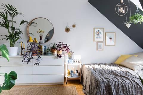 Blogger-Home #3 - So wird die Wohnung zum Urban Jungle
