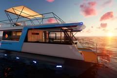Freiheit pur: Wie lebt es sich eigentlich auf einem Hausboot?