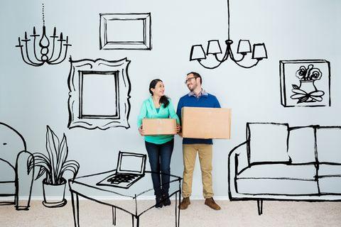 Beziehungsweise: Wie das Ikea-Prinzip unsere Ehe rettet. Immer wieder.