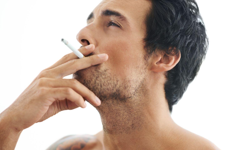 Ich finde Raucher sexy