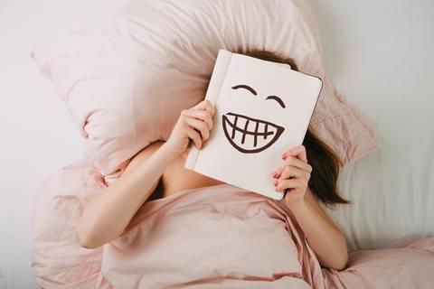 Beziehungsstatus: Ich liebe mein Bett!